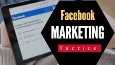 Facebook Marketing Tactics Home Image