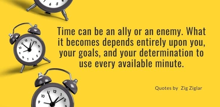 Inspirational quotes by Zig Ziglar